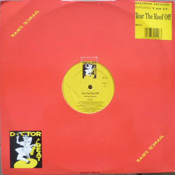 Mutha Hood Tear The Roof Off Vinyl