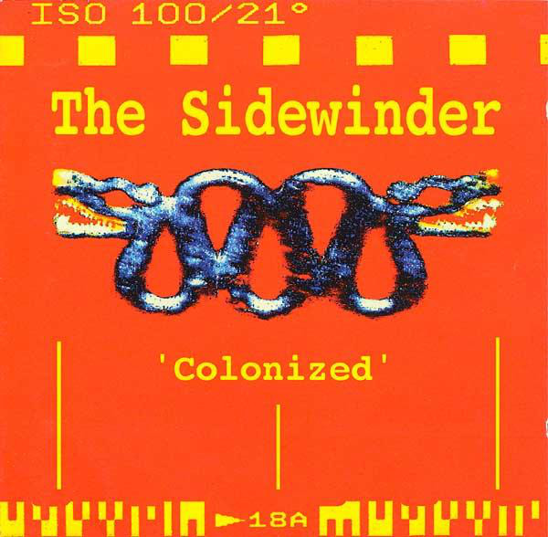 Sidewinder (The) Colonized CD