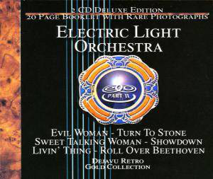 Electric Light Orchestra Dejavu Retro Gold Collection