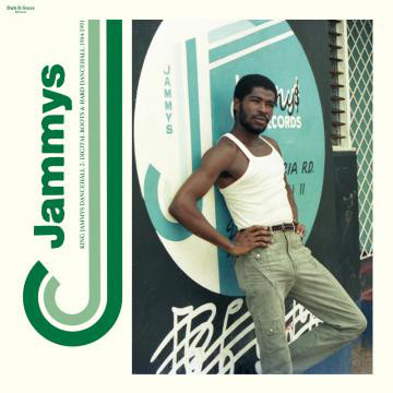 Various King Jammys Dancehall 2: Digital Roots & Hard Dancehall 1984-1991