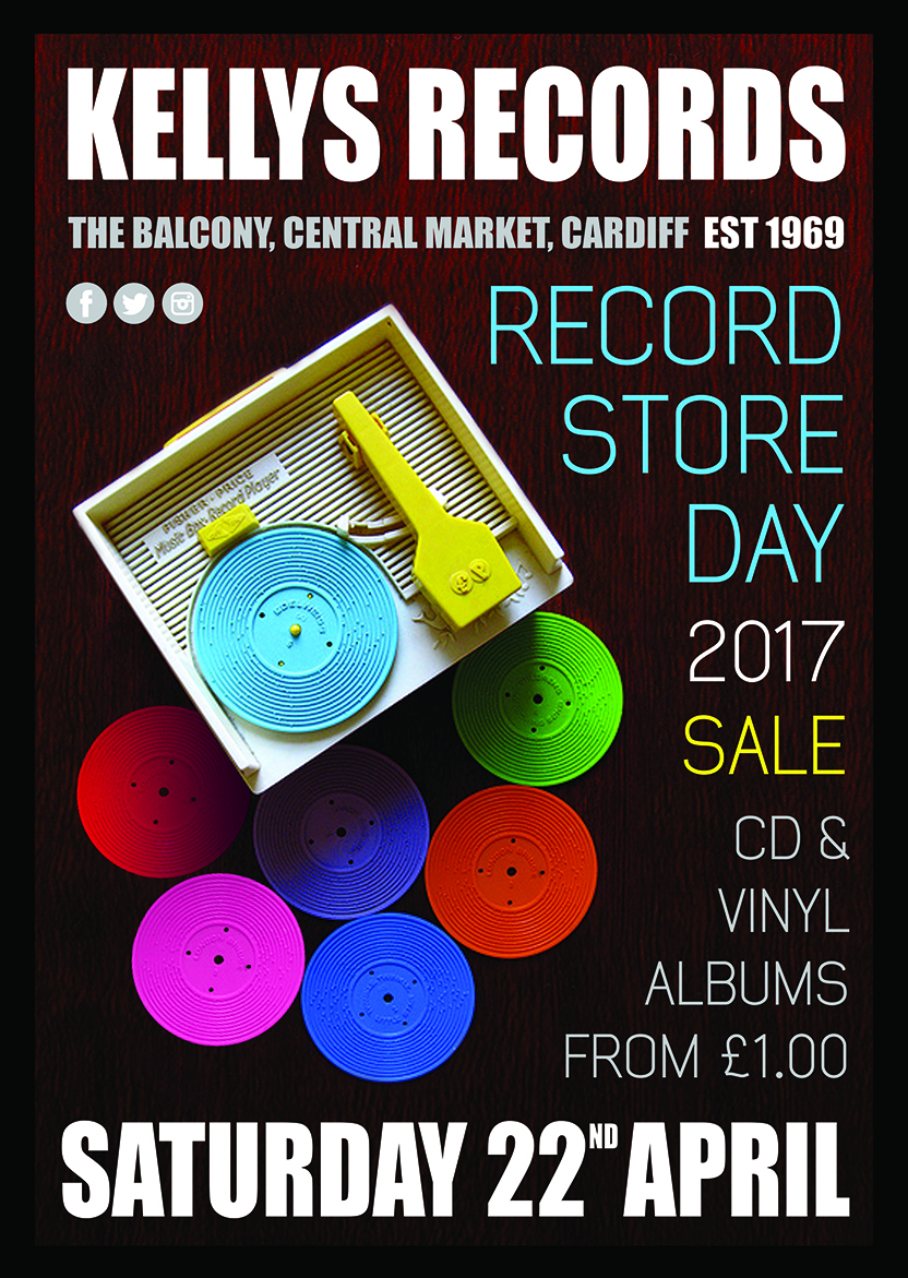 The Poster Record Store Day 2017