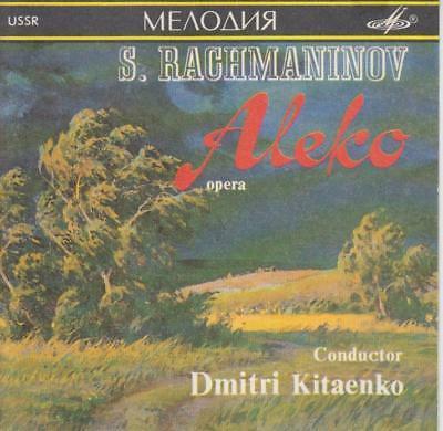 Rachmaninov - Dmitri Kitaenko Aleko