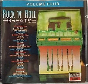 Various Rock 'N' Roll Greats Volume Four