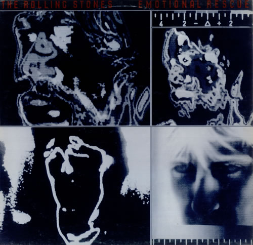 The Rolling Stones Emotional Rescue CD