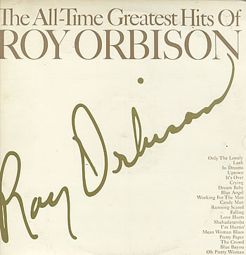 Orbison, Roy The All-Time Greatest Hits Of Roy Orbison