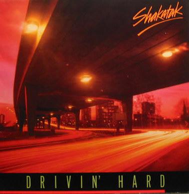 Shakatak Drivin Hard