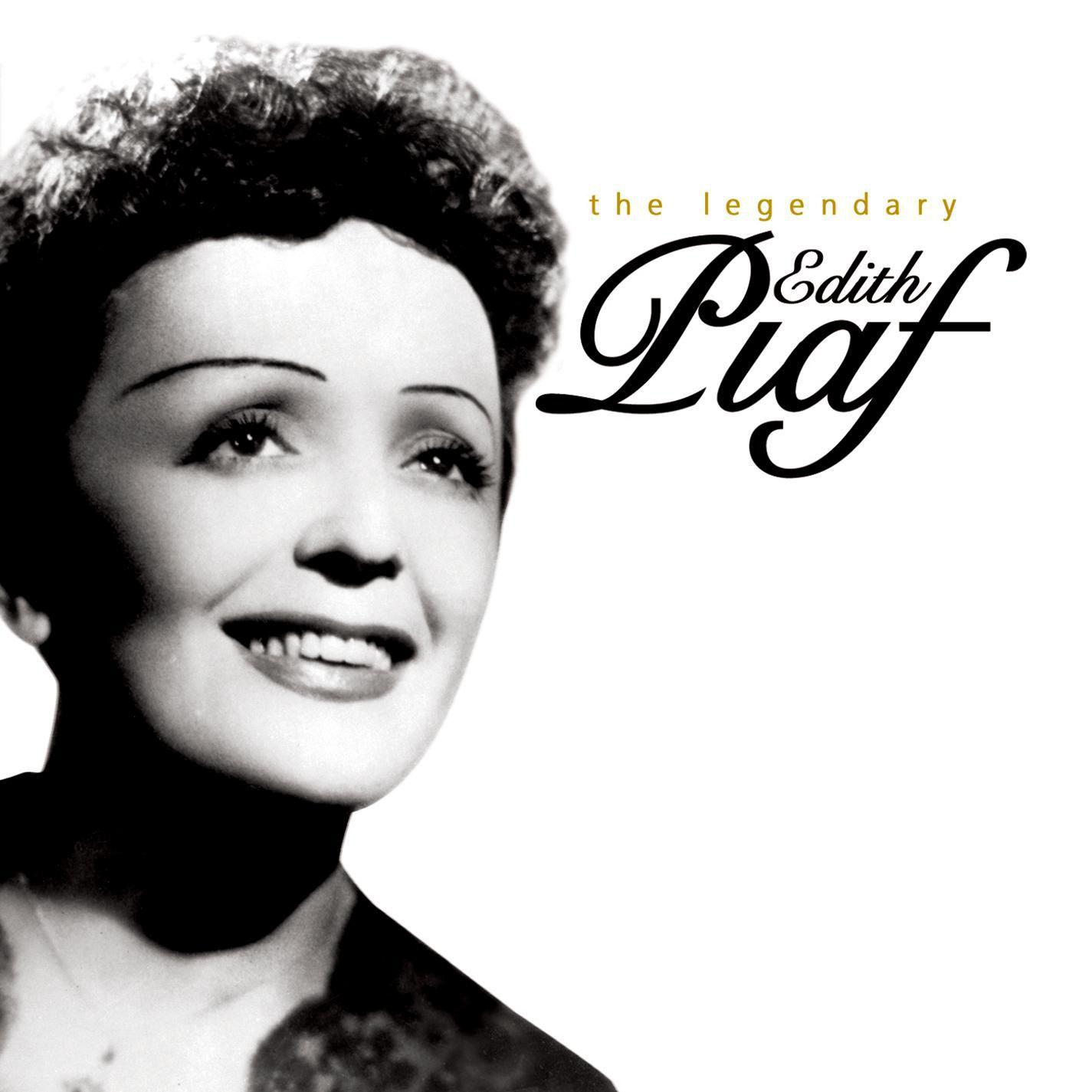 Piaf, Edith The Legendary Edith Piaf