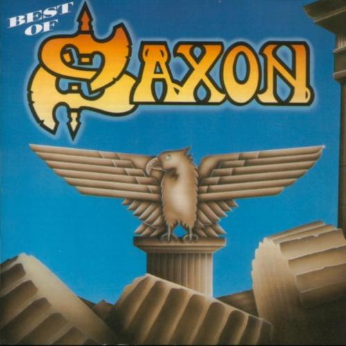 Saxon Best Of Saxon CD