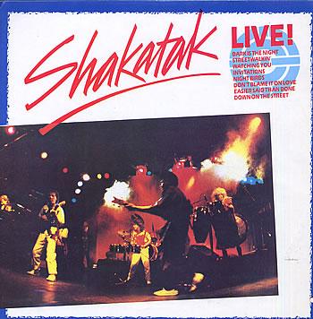 Shakatak Live!