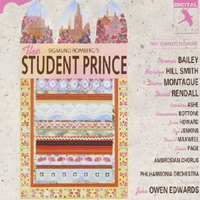 Romberg - Bailey, Smith, Montague, Rendall, Owen Edwards The Student Prince
