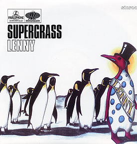 Supergrass Lenny