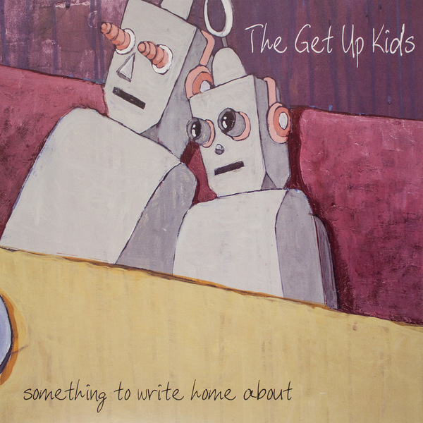 Get Up Kids (The) Something To Write Home About CD