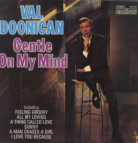 Doonican, Val Gentle On My Mind