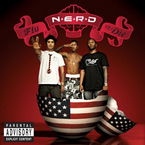 N*E*R*D Fly Or Die CD