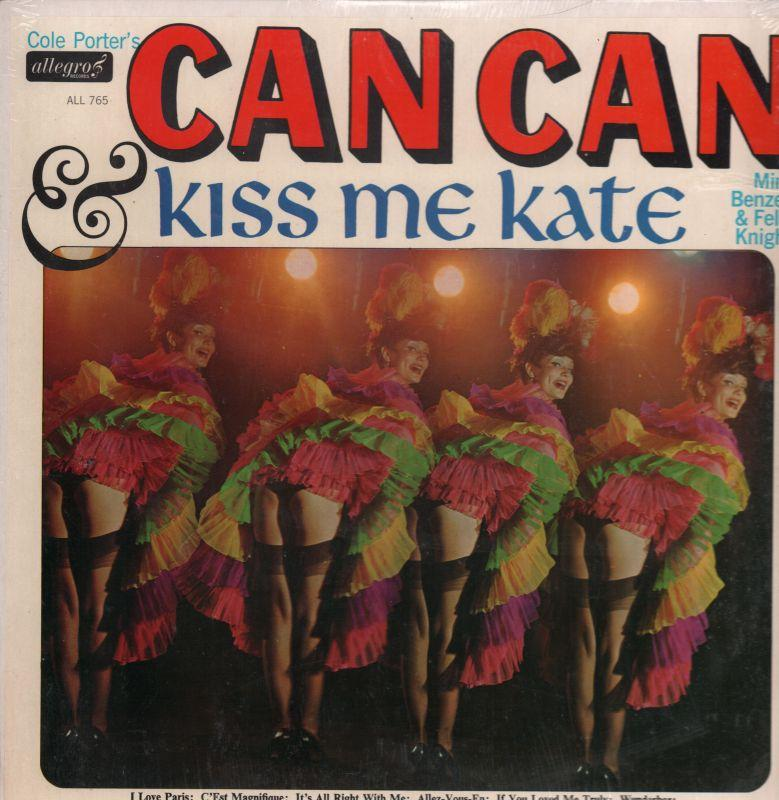 Mimi Benzell, Felix Knight, Cole Porter Can Can & Kiss Me Kate