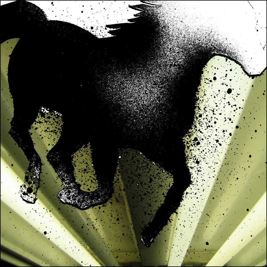 Achilles The Dark Horse Vinyl