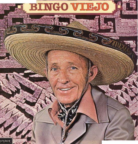 Crosby, Bing Bingo Viejo Vinyl