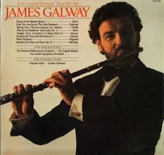 James Galway The Exceptional Talent Of Vinyl
