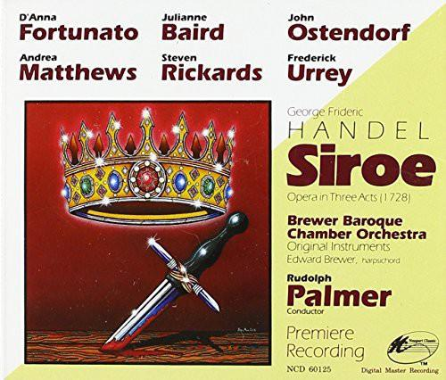 Handel - Fortunato, Baird, Ostendorf, Matthews, Rickards, Urrey, Rudolph Palmer Siroe