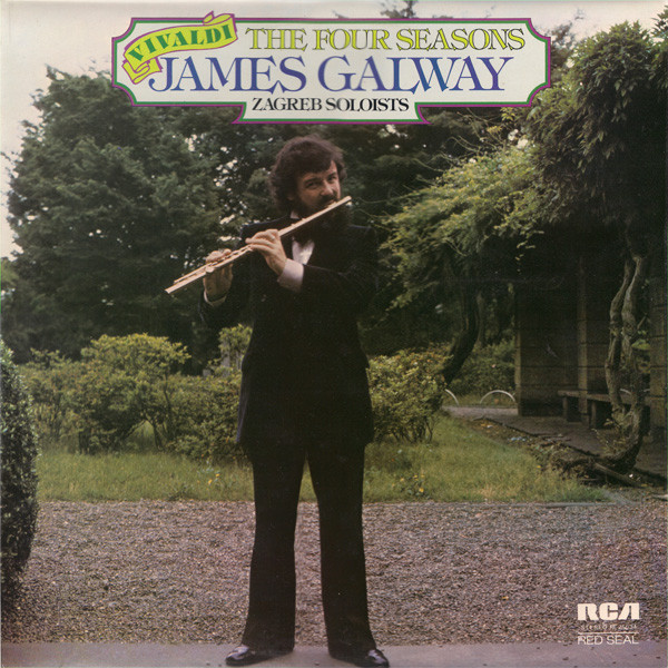 Galway James Vivaldi Vinyl