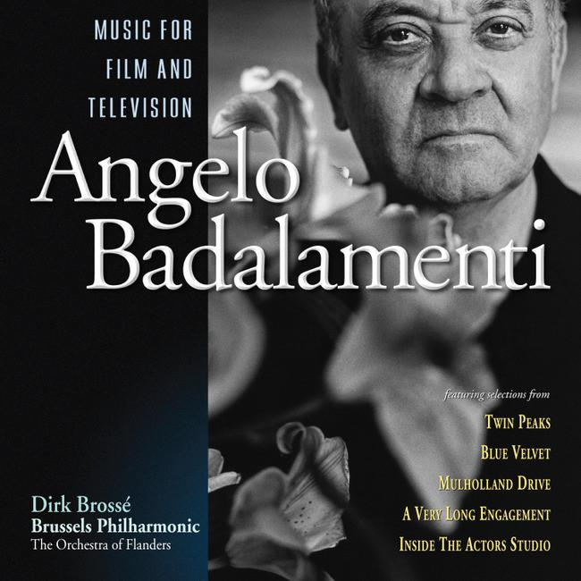Badalamenti, Angelo Music For Film & Television CD