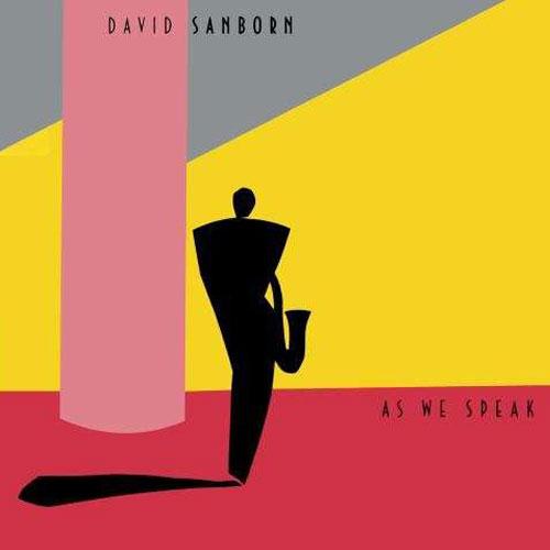 Sanborn, David As We Speak Vinyl