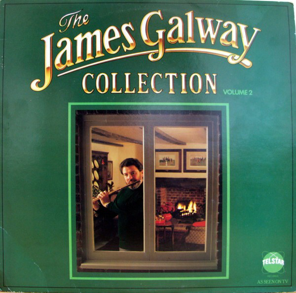 James Galway Collection Volume 2 Vinyl