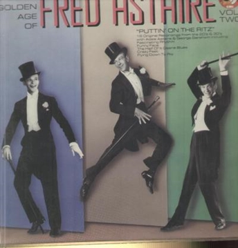 Astaire, Fred The Golden Age Of Fred Astaire Vol. Two