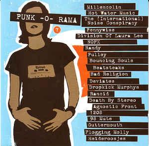 Punk-O-Rama Vol.7