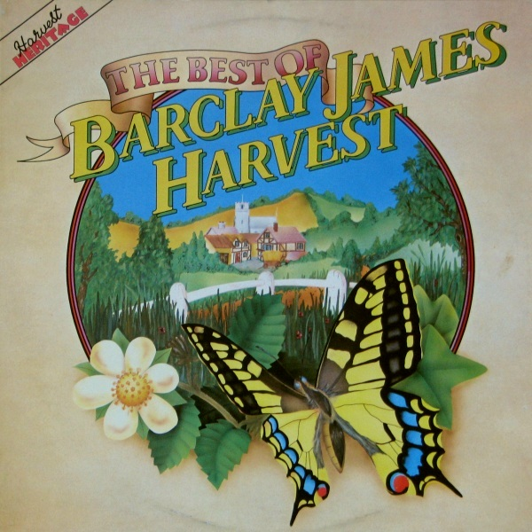 Barclay James Harvest The Best Of Barclay James Harvest Vinyl
