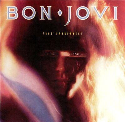 Bon Jovi 7800 Farenheit