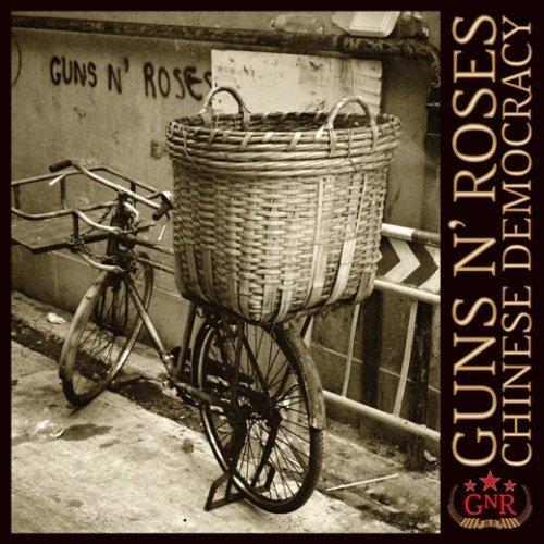 Guns N' Roses Chinese Democracy Vinyl