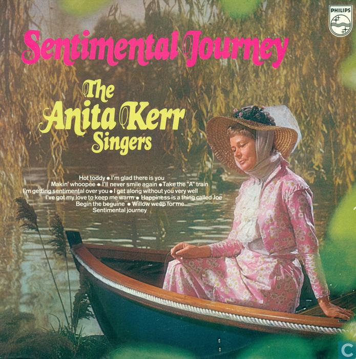 The Anita Kerr Singers Sentimental Journey Vinyl