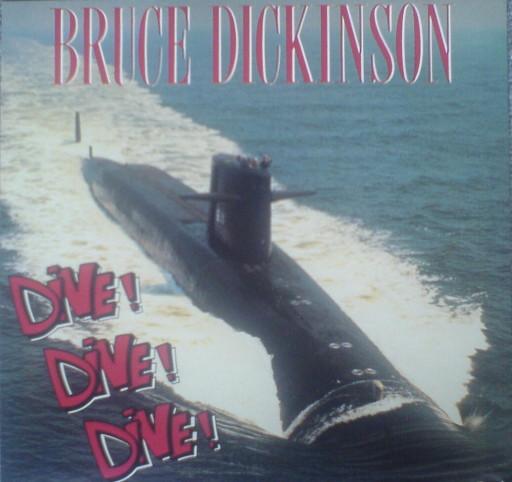 Dickinson Bruce Dive Dive Dive Vinyl