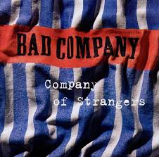 Bad Company Company Of Strangers CD