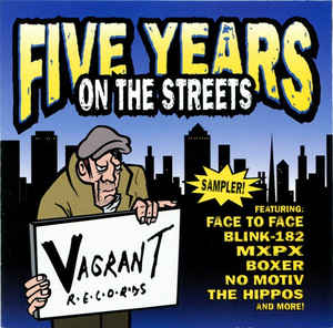 Vagrant Records Sampler Five Years On The Streets