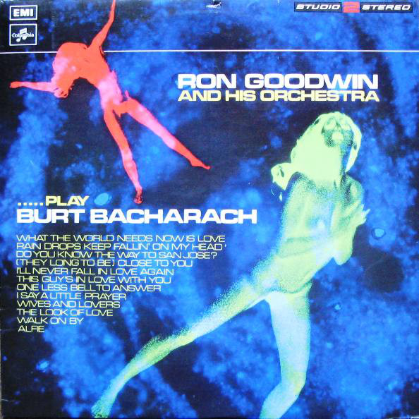 Ron Goodwin Play Burt Bacharach
