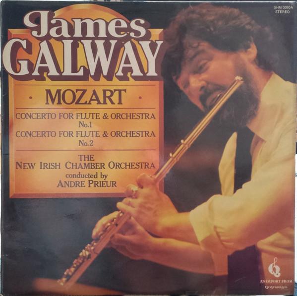 Galway James Mozart Vinyl
