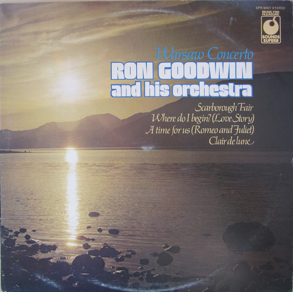 Ron Goodwin Warsaw Concerto
