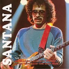 Santana Early Yeears