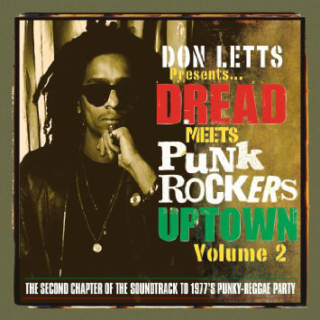 Letts, Don Dread Meets Punk Rockers Uptown (Volume 2)