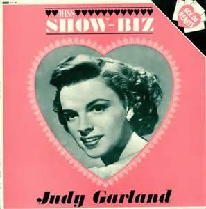 Garland, Judy Miss Show-Biz