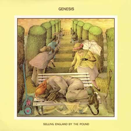 Genesis Selling England By The Pound Vinyl