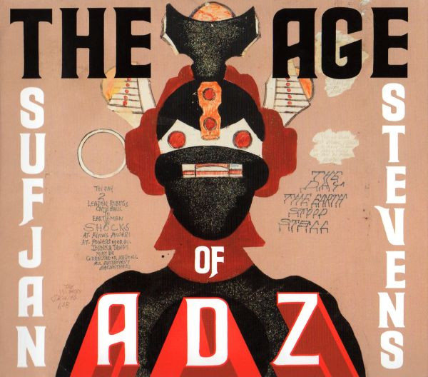 The Age Of Adz Sufjan Stevens