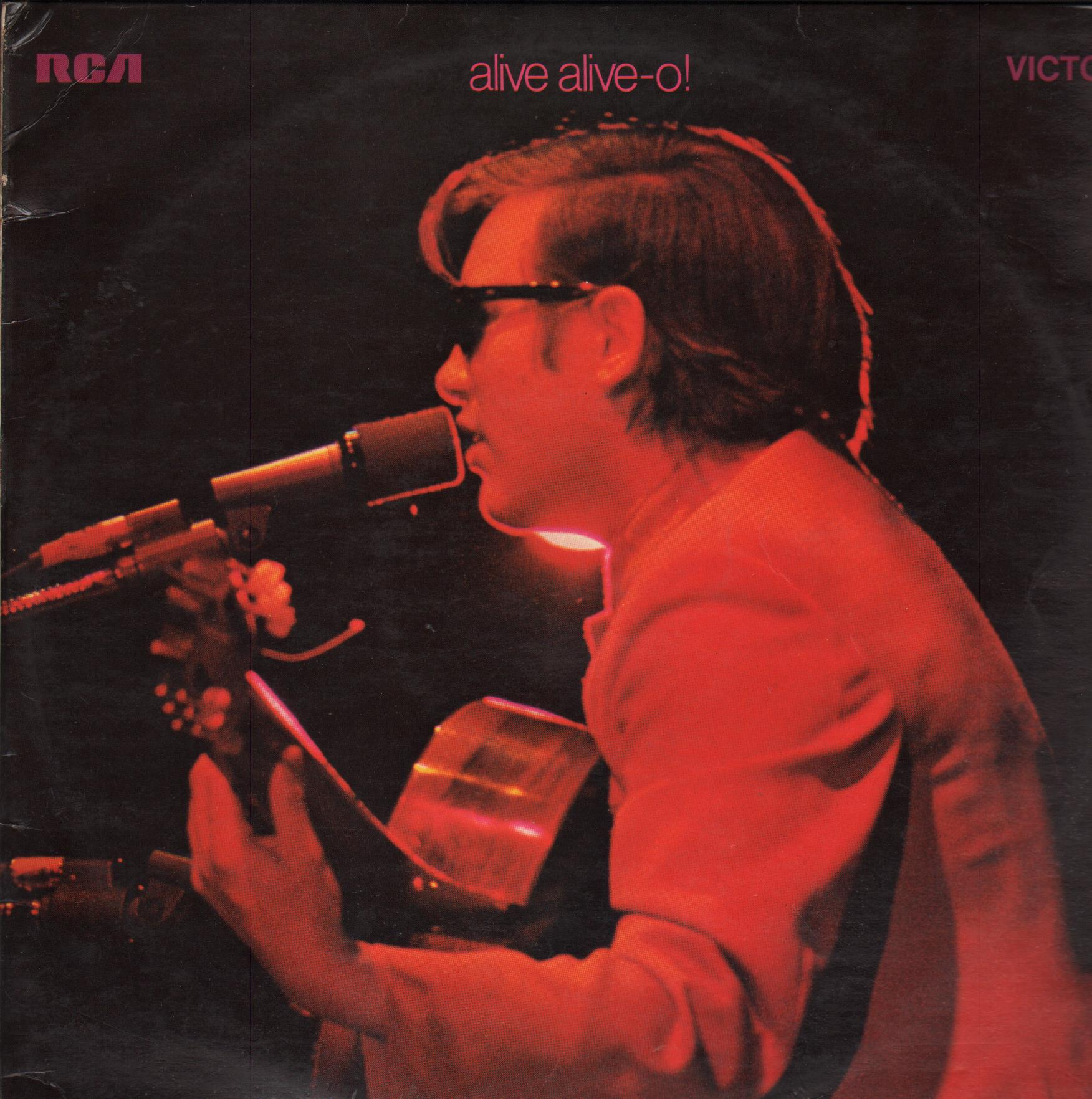 Feliciano, Jose Alive Alive-o! Vinyl