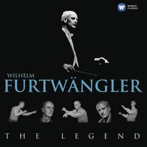 Furtwangler, Wilhelm The Legend Vinyl