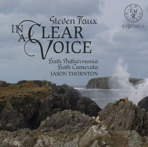 Faux - Jason Thornton In A Clear Voice Vinyl