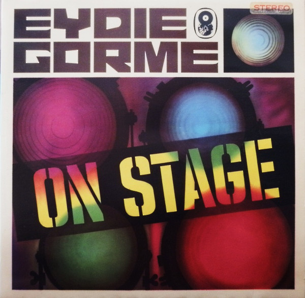 Eydie Gorme On Stage
