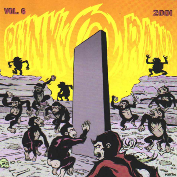 Various Punk O Rama Volume Six
