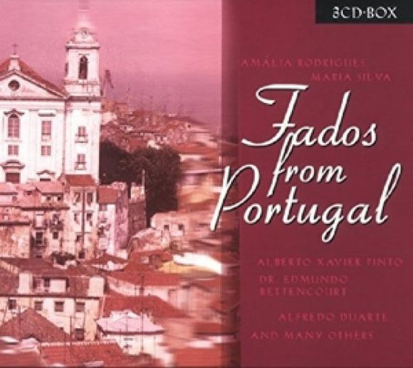 Various Fados From Portugal
